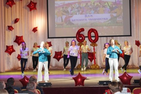 29.09.2018 г. выставка и концерт в честь Юбилея 60 лет ДДТ!