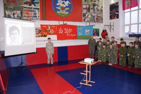 Соревнования, посвященные Дню освобождения станицы Староминской в ДДТ.