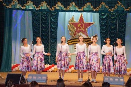 Конкурс патриотической песни «Солдатская завалинка».