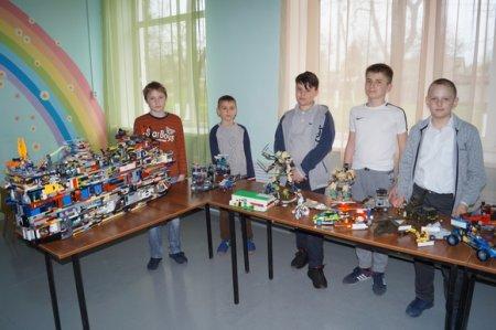 Муниципальный лего-фестиваль «Лего-фантазии – 2019».