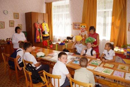 День открытых дверей в Доме детского творчества.