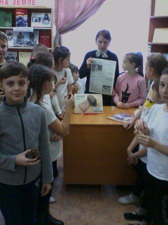 Акция «Блокадный хлеб Ленинграда».