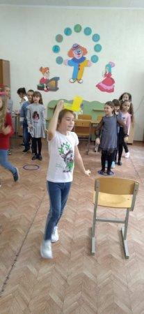 Ребята студии спортивно-эстрадного танца «Delice»