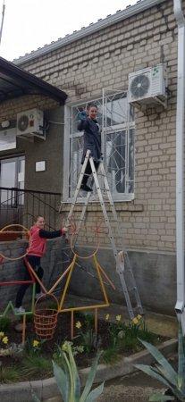 "У нас ""Субботник""!!! 22 апреля 2021 г."